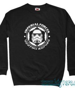 Star Wars Stormtrooper Sweatshirt Size S-XXL