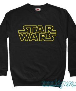 Star Wars Symbol Sweatshirt Size S-XXL