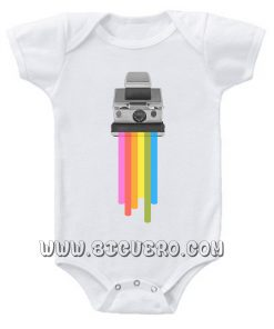 Taste the Rainbow Baby Onesie