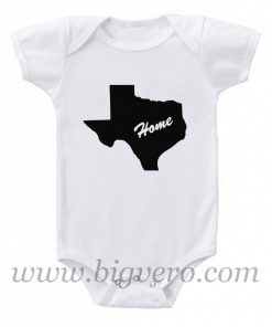 Texas Home Baby Onesie