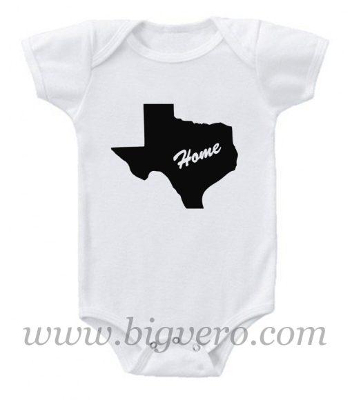 Texas Home Baby Onesie