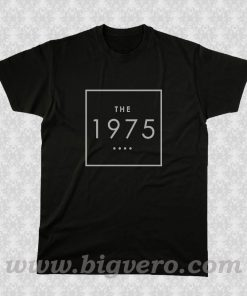 The 1975 Tumblr T Shirt