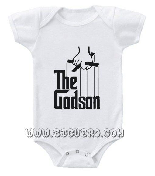 The Godson Baby Onesie