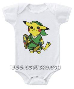 The Legend Of Zelda baby Onesie