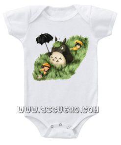 Totoro Adventure Baby Onesie