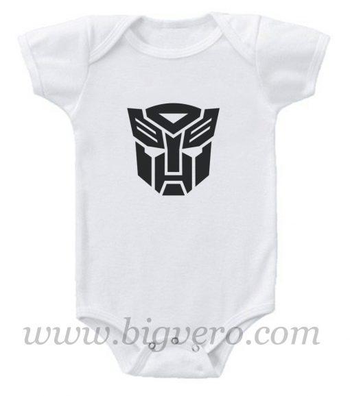 Transformer MEGATRON Baby Onesie
