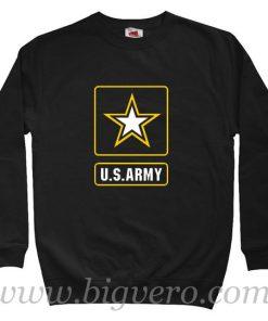 US Army Symbol Sweatshirt Size S-XXL