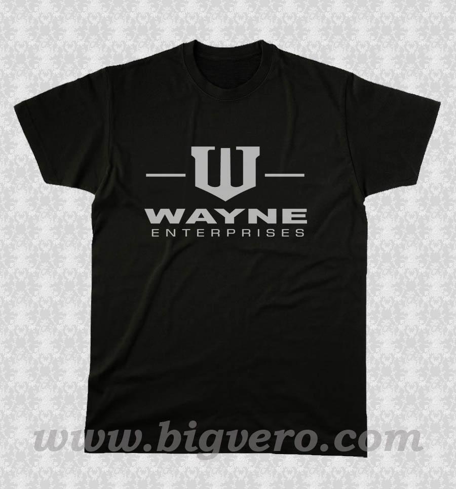Wayne Enterprises T Shirt Cool Tshirt Designs Bigvero Com