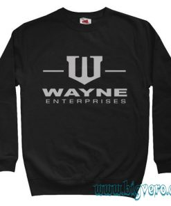 Wayne Enterprises Sweatshirt Size S-XXL