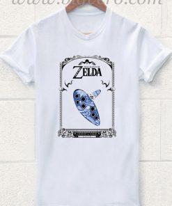 Zelda Legend T Shirt