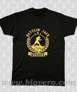 Battlin Jack Murdock Daredevil T Shirt