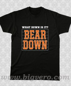 Beardown T Shirt