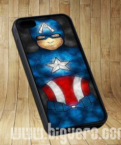 Captain America Stained Glass Cases iPhone, iPod, Samsung Galaxy
