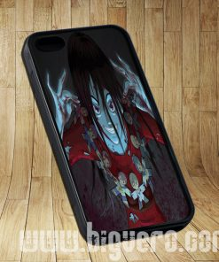 Corpse Party Sachiko Cases iPhone, iPod, Samsung Galaxy