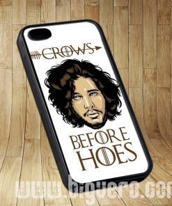 Crows Before Hoes Cover Cases iPhone, iPod, Samsung Galaxy
