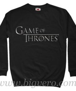 Game of Thrones Symbol Sweatshirt