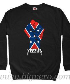 Yeezus Scotland Flag Sweatshirt Size S-XXL