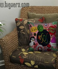 5 Seconds of Summer Collage Pillow Cover