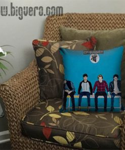 5 Seconds of Summer Album Cover Pillow Cover