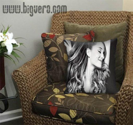 Ariana Grande Pillow Cover