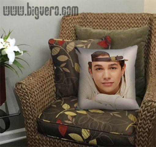 Austin Mahone Pillow Cover