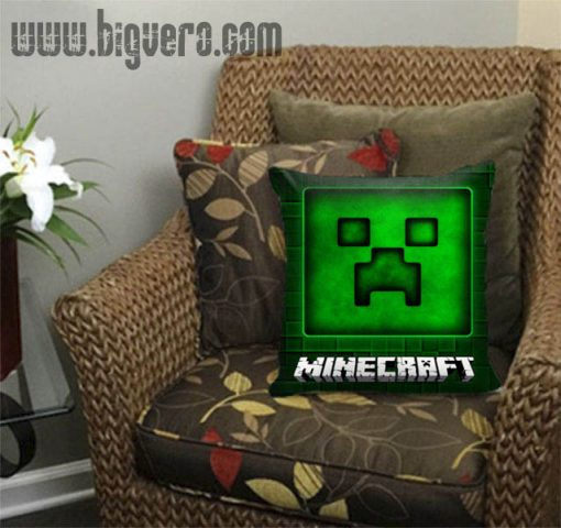 Brick Game Pillow Cover
