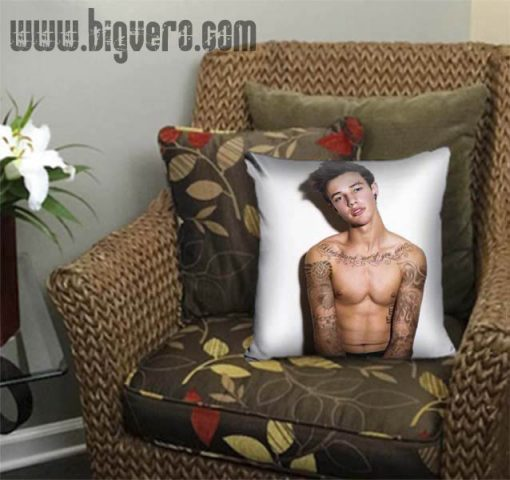 Cameron Dallas Tattoo Pillow Cover