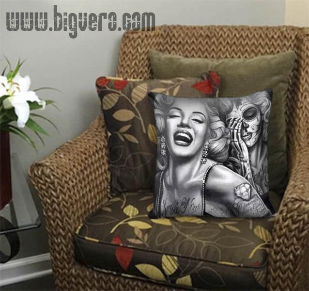 Life Size Pillow Print