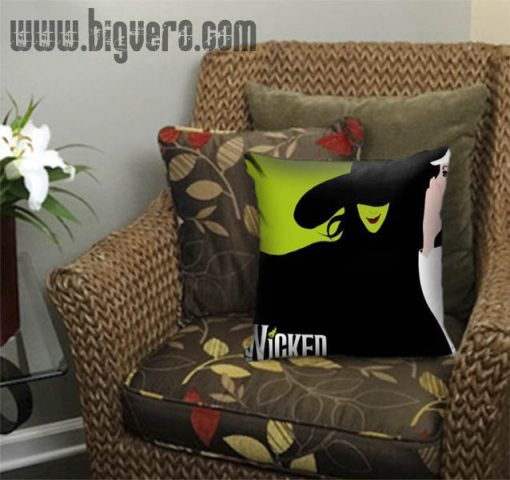 Wicked Pillow Cover