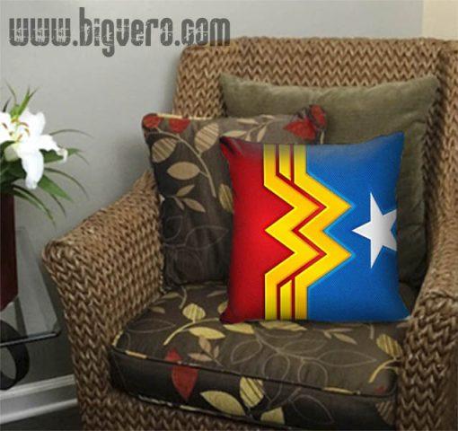 Wonder Woman Pillow Cover