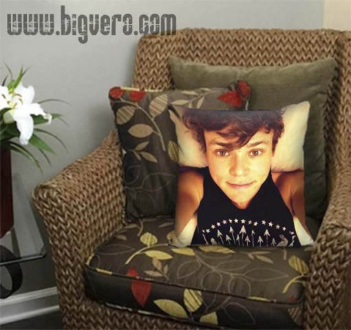 Ashton Irwin Selfie Pillow Cover