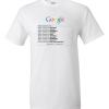 "Google: ""Black Women are"" T Shirt"