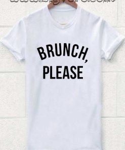 Brunce Please T Shirt