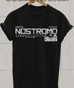 Uss Nostromo Wings T Shirt