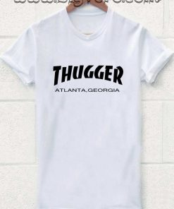 Young Thug x Thrasher T Shirt