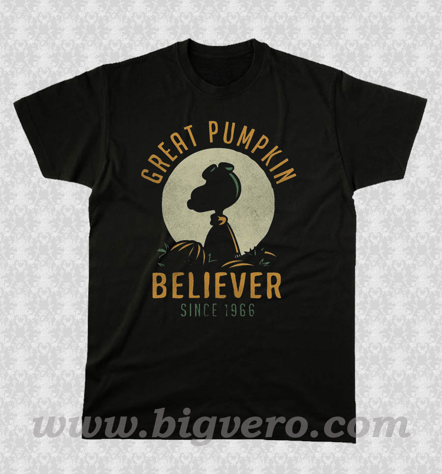 The great pumpkin t shirt cool tshirt designs The great t shirt