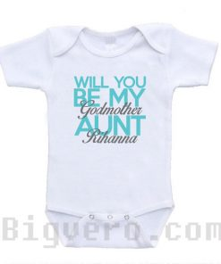Will You Be My Godmother Aunt Baby Oneise