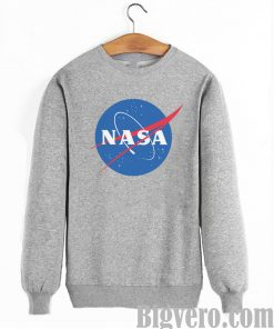 Nasa Symbol Sweatshirt