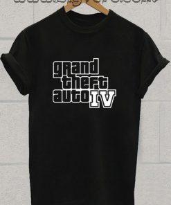 Grand Theft Auto IV Tshirt