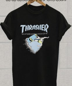 Thrasher First Cover Tshirt