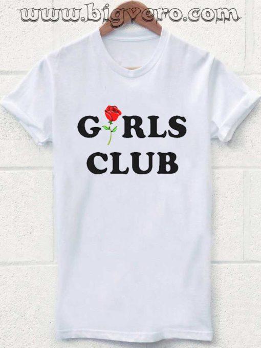 Girls Club Tshirt