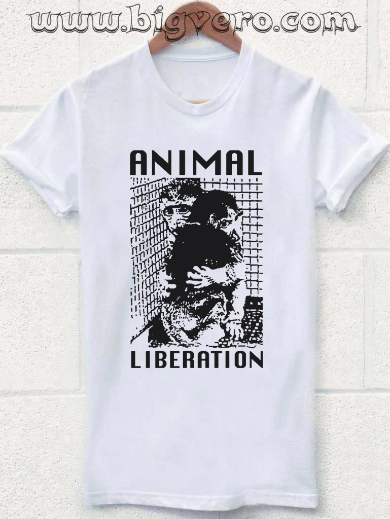 ANIMAL Liberation Tshirt