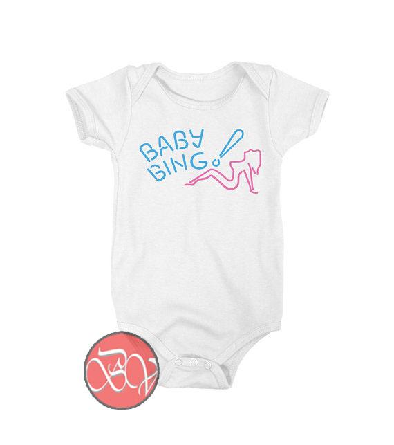 Baby Bing baby Onesie