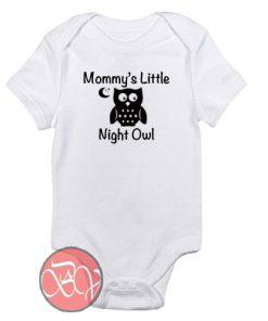 Mommy's Little Night Owl