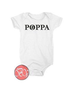 Big Poppa Baby Onesie