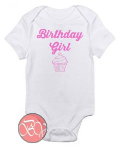 Birthday Girl Baby Onesie
