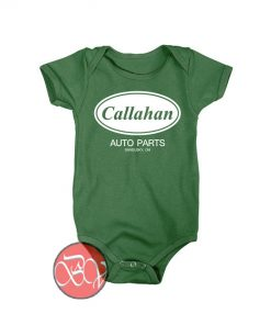 Callahan Auto Parts Baby Onesie