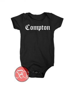 Compton Baby Onesie