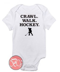 Hockey Baby Onesie
