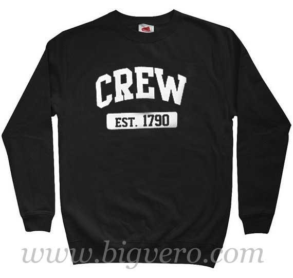 Crew Est 1790 Sweatshirt